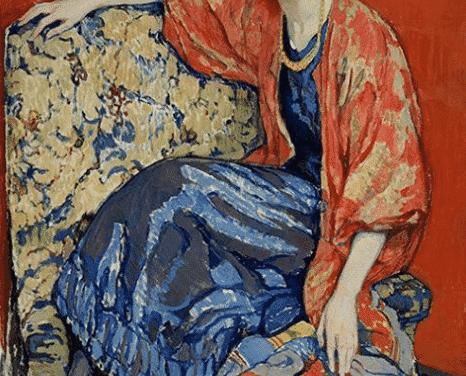 La peintre de ce 5ème jour est une artiste russe, Elena Kiseleva