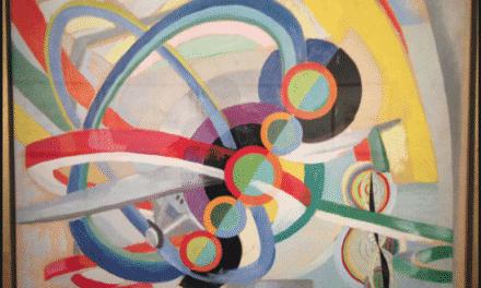 UN DUO D'ARTISTES FUSIONNELS : SONIA ET ROBERT DELAUNAY