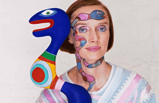 Niki de Saint Phalle et Jean Tinguely : un couple à la «Bonnie and Clyde»