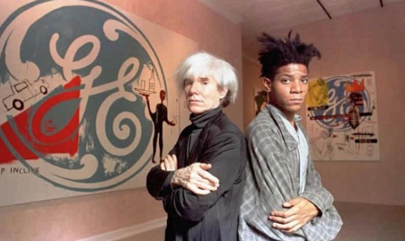 Créations à quatre mains : Warhol et Basquiat