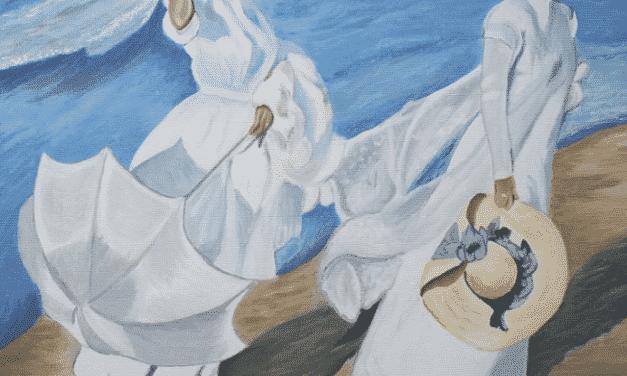 BIENTÔT A L'HÔTEL DE CAUMONT  :  JOACHIN SOROLLA
